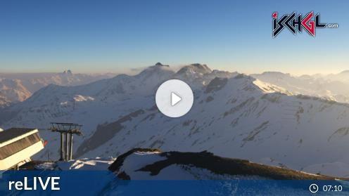 Ischgl – Palinkopf webcam Live