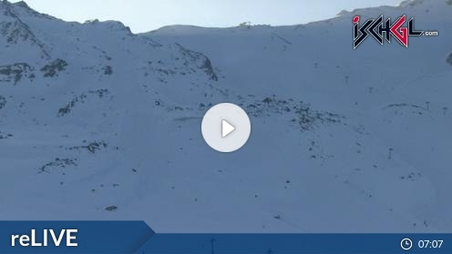 Ischgl – Pardatschgrat webcam Live
