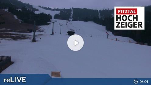Jerzens – Hochzeiger Talstation webcam Live