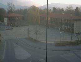 Judendorf-Straßengel – Blick auf den Hauptplatz webcam Live
