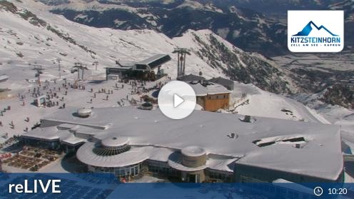 Kaprun – Alpincenter webcam Live