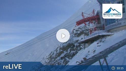 Kaprun – Gipfel webcam Live