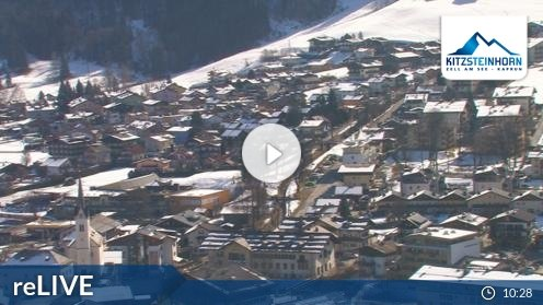 Kaprun – Maiskogel webcam Live