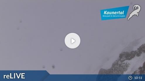 Kaunertal – Karlesjoch webcam Live