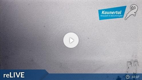 Kaunertal – Kaunertaler Gletscher webcam Live