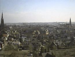Kevelaer – Blick vom Wasserturm webcam Live