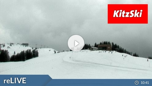 Kitzbühel – Hahnenkamm Berg webcam Live
