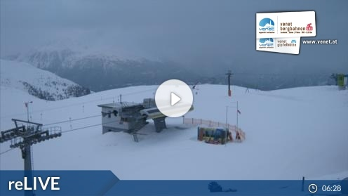 Landeck – Bergstation Venetbahn webcam Live