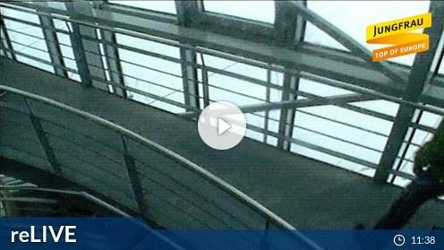 Lauterbrunnen – Jungfraujoch Sphinx webcam Live