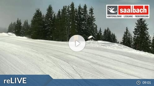 Leogang – Asitz Bergstation webcam Live