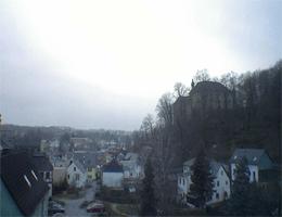 Lichtenstein (Sachsen) – Blick über Lichtenstein Webcam Live