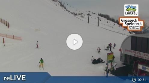 Mauterndorf – Großeck Sender Bergstation webcam Live