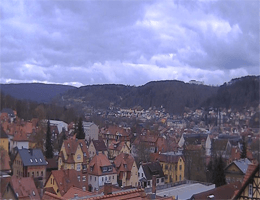 Meiningen – Panorama webcam Live