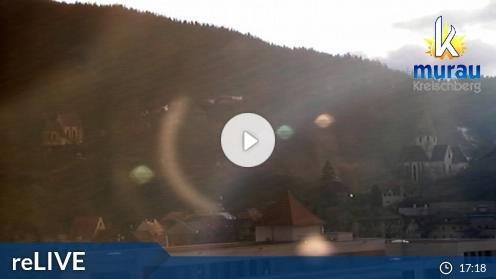 Murau – Stadtansicht webcam Live