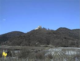 Neustadt an der Weinstraße – Hambacher Schloss webcam Live