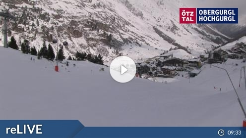 Obergurgl – Gaisberg webcam Live