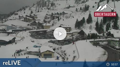Obertauern – Zehnerkar webcam Live