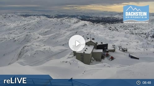 Obertraun – Krippenstein Bergstation webcam Live