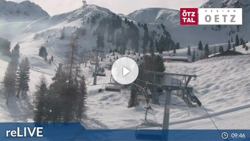 Oetz – Wetterkreuzbahn Talstation webcam Live