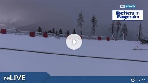 Pichl-Preunegg – Reiteralm Mittelstation webcam Live