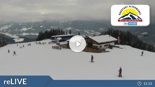 Radstadt – Kemahdhöhe webcam Live