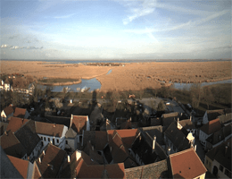Rust (Burgenland) – Panoramablick webcam Live