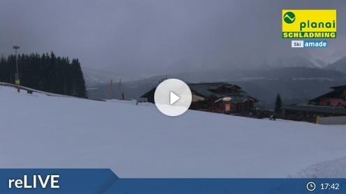 Schladming – Hochwurzen Talstation webcam Live