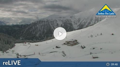 Serfaus – Kinderschneealm webcam Live