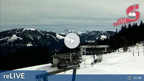 St. Johann in Tirol – Hochfeld webcam Live