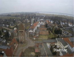 Usedom – Usedom Stadttor webcam Live