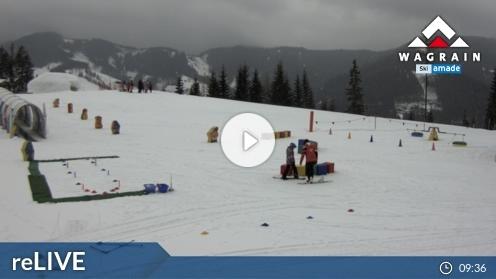 Wagrain – Wagraini's Winterwelt webcam Live