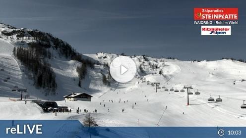 Waidring – Bäreck webcam Live