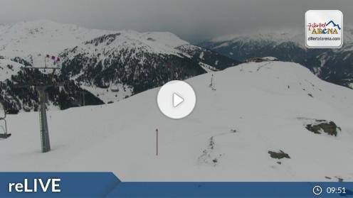 Wald im Pinzgau – Mitterleger Bergstation webcam Live