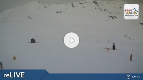 Wald im Pinzgau – Speicherteich Königsleiten webcam Live