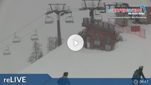 Werfenweng – Bischling webcam Live