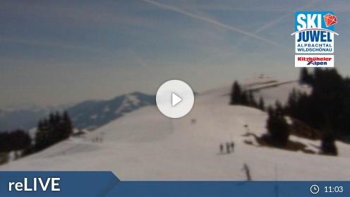 Wildschönau – Markbachjoch 2 webcam Live