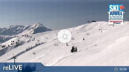 Wildschönau – Schatzbergbahn webcam Live