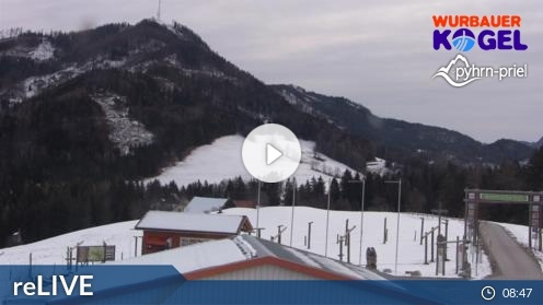 Windischgarsten – Wurbauerkogel webcam Live