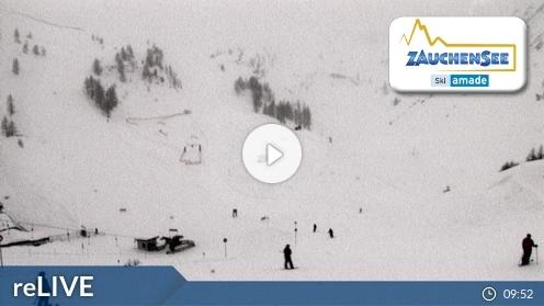 Zauchensee – Gamskogelhütte webcam Live