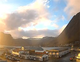 Isafjordur – Mjøsund 2 Webcam Live