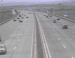 A02 Süd Autobahn Blickrichtung Graz Km 23,00 Webcam Live