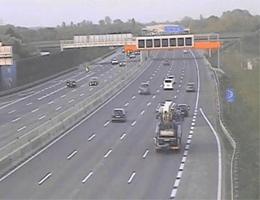 A02 Süd Autobahn Blickrichtung Wien Km 21,20 Webcam Live