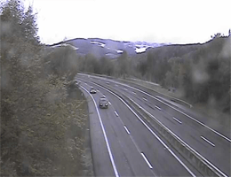 A02 Süd Autobahn Blickrichtung Wien Km 69,67 Webcam Live