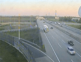 A02 Süd Autobahn- Blickrichtung Graz Km 12,00 Webcam Live