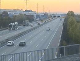 A02 Süd Autobahn Blickrichtung Wien Km 12,00 Webcam Live