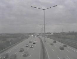 A02 Süd Autobahn Blickrichtung Graz – Km 6,53 Webcam Live