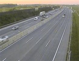 A02 Süd Autobahn Blickrichtung Wien Km 16,10 Webcam Live