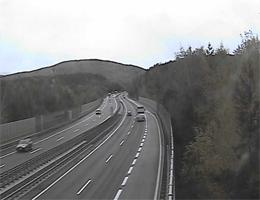 A02 Süd Autobahn Blickrichtung Graz Km 60,98 Webcam Live