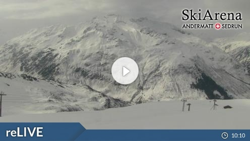 Andermatt – Gütsch webcam Live