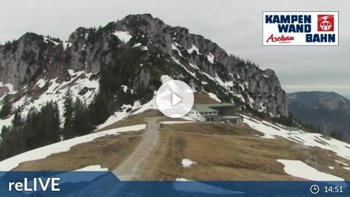 Aschau im Chiemgau – Kampenwandbahn webcam Live